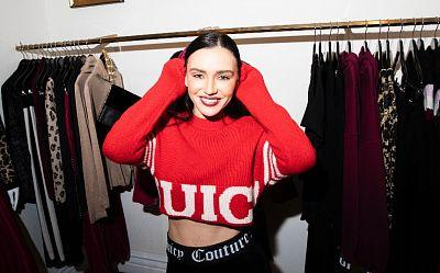 Serebro group, Katya Clap, Suzanne Varnin and others at the Juicy Couture event in Moscow
