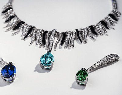 Velaa Private Island presents its own collection of jewelry