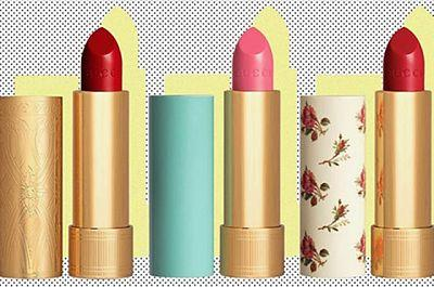 New lipstick from Gucci – imperfections are beautiful!