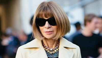 Anna Wintour has a new position
