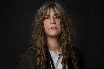 Patti Smith is the new face of Saint Laurent