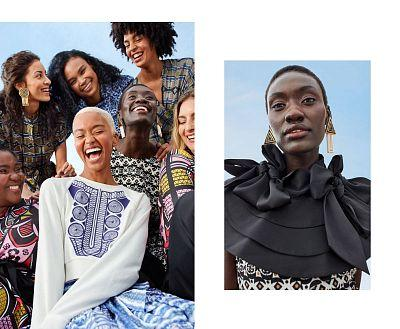 H&M Collaboration with Mantsho South African Brand