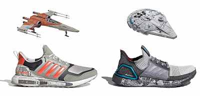 Adidas Launches Star Wars Sneakers