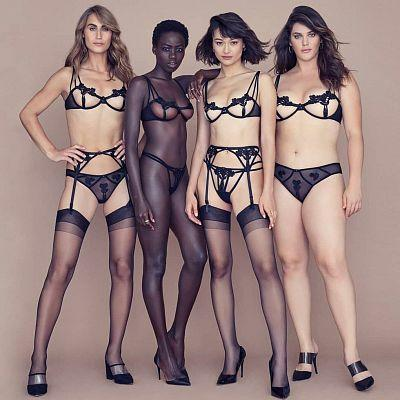 Victoria's Secret's latest ad campaign features transgender model, plus-size, Asian and black