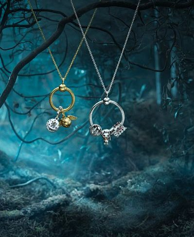 Pandora X Harry Potter Collaboration Released