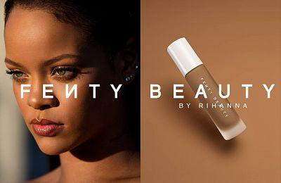 Rihanna's cosmetic brand will soon be available in Russia